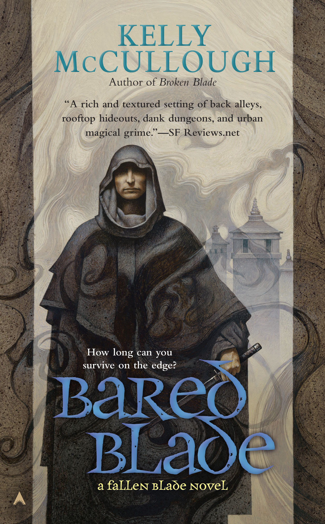 Bared Blade | Kelly McCullough